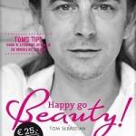 Toms eerste boek: Happy go Beauty! verschijnt in juni