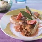 Recept: Saltimbocca alla romana