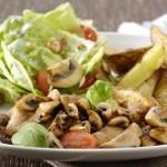 Minder vlees en meer groente op je bord met 'swapignon'