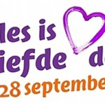 Alles Is Liefde Dag 28 september
