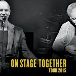 "Paul Simon & Sting samen naar Ziggo Dome met hun ""On Stage Together Tour"""