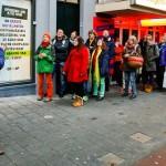 Opening Ekoplaza-conceptstore Amsterdam
