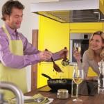 Nederlanders staan in hun leven gemiddeld 3 jaar lang in de keuken