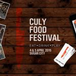 Culy.nl organiseert culinair weekend voor foodies: Culy Food Festival