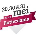 Nieuw 3-daags lifestyle event: Op z'n Rotterdams