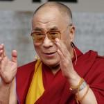 Dalai Lama meest Invloedrijke levend Spiritueel persoon 2015