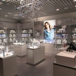 Swarovski concept store geopend op Amsterdam Centraal Station