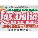Hippy market Las Dalias on the Road komt terug naar Amsterdam