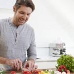Eet als een man en verlies gewicht