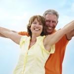 Geluk loopt niet vast op middelbare leeftijd