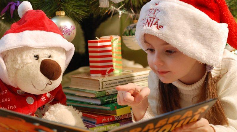 10 x schattige kersttruien voor kinderen