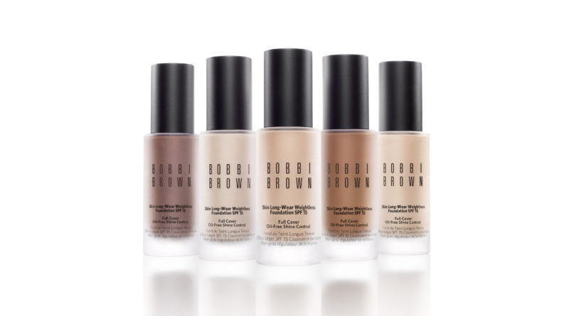 Bobbi Brown Cosmetics Skin Long-Wear Weightless Foundation SPF15