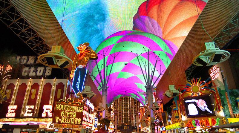 5 x highlights van Downtown Las vegas