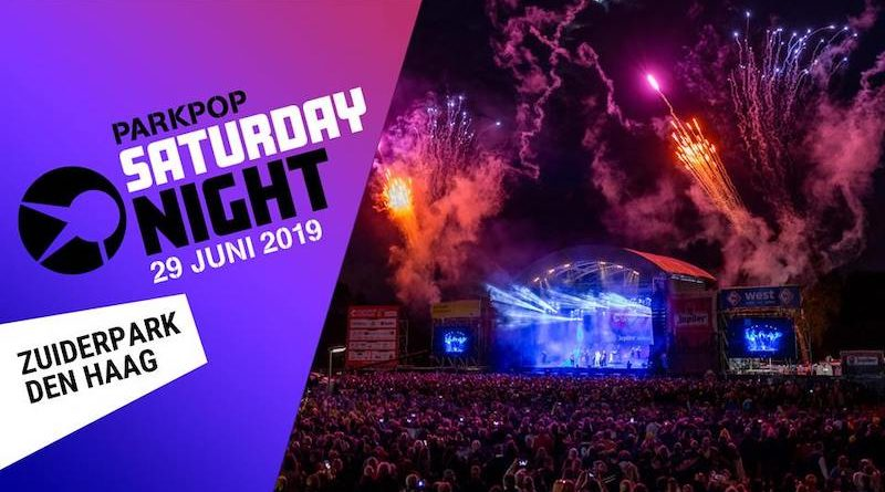 Parkpop Saturday Night 2019